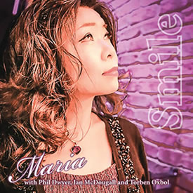 Maria Ho's second album Smile
